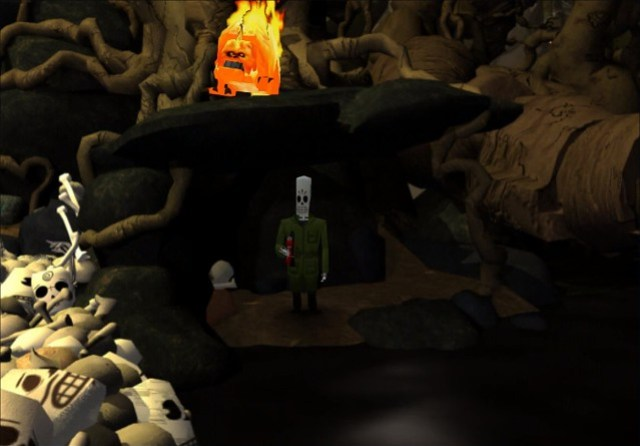 Grim Fandango Remasterisé - Demon Beaver