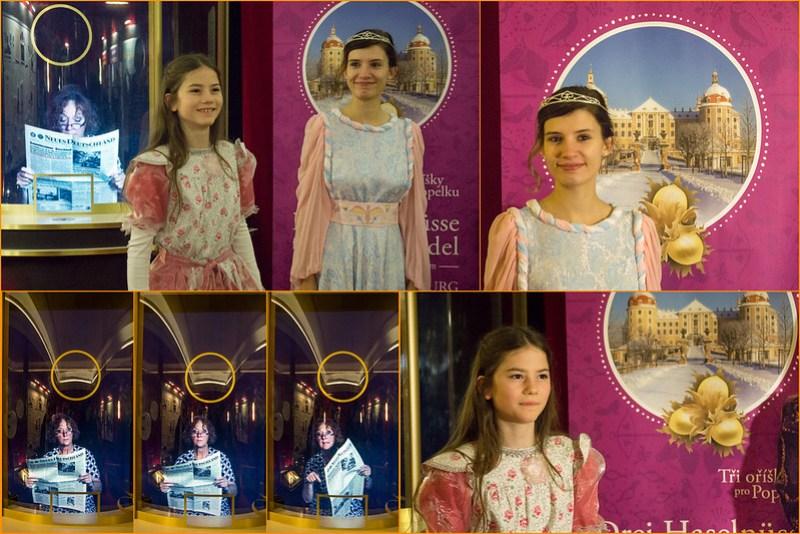 Haselnüsse und Prinzessinnen