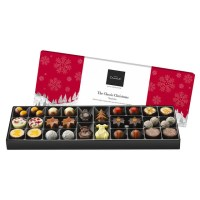 Win a Classic Christmas Chocolate Sleekster from Hotel Chocolat