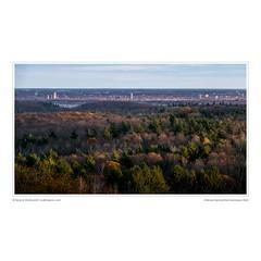 Ottawa Skyline from Gatineau Park