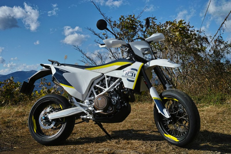 EarlyWinter Touring with Husqvarna