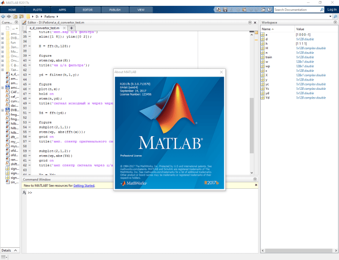 MathWorks MATLAB R2017b full license forever