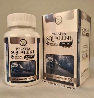 Herbal SQUALENE - Minyak Hati Ikan Hiu Grade A