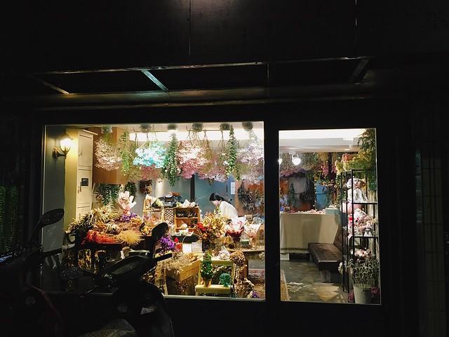 永生花花店台北,喜歡生活乾燥花店