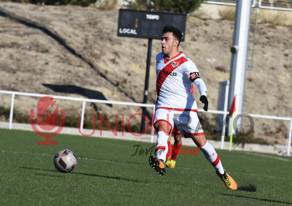 Juvenil A 2-0 Rayo Majadahonda