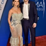 Maren Morris with Niall Horan at CMA Awards 2017 in Nashville Image Photo Gallery.