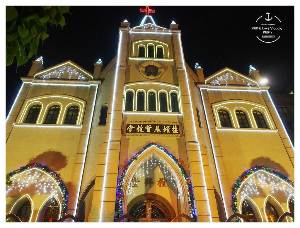 童話教堂,高雄景點,高雄聖誕節,鹽埕教堂 @薇樂莉 Love Viaggio   旅行.生活.攝影