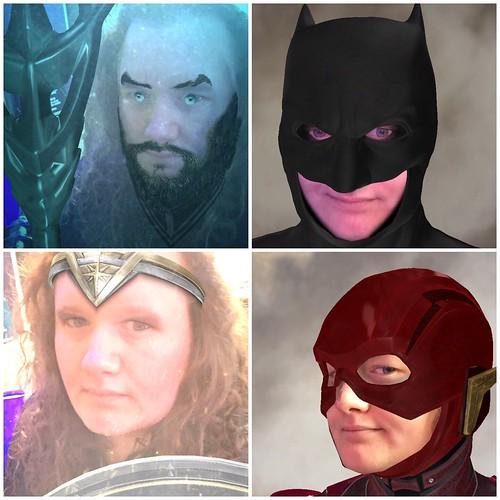Justice Selfies