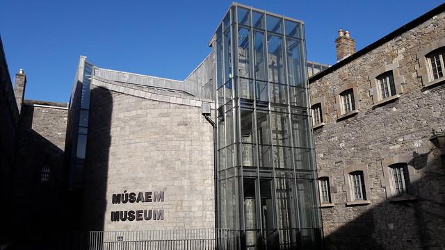 Entrada al Museo Kilmainham Gaol
