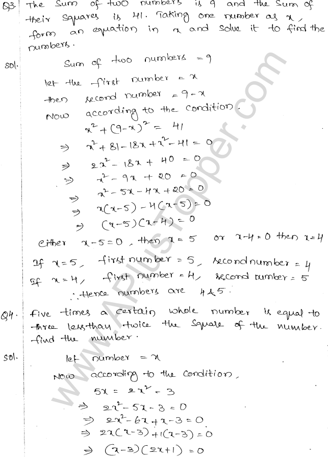 ml-aggarwal-icse-solutions-for-class-10-maths-chapter-5-quadratic-equations-in-one-variable-34