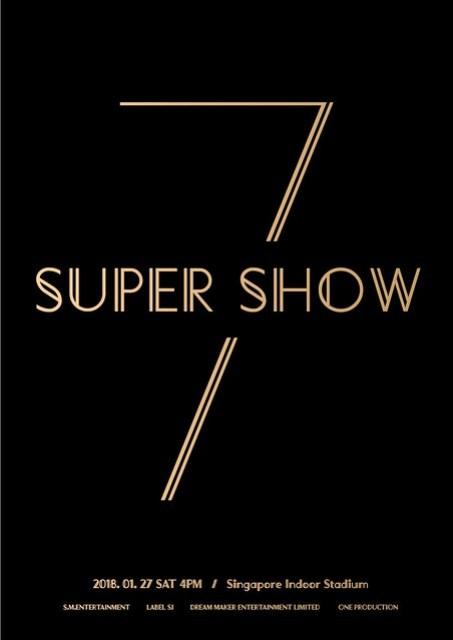Super Show 7 in Singapore