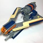 Xesh-Wing Starfighter (2)