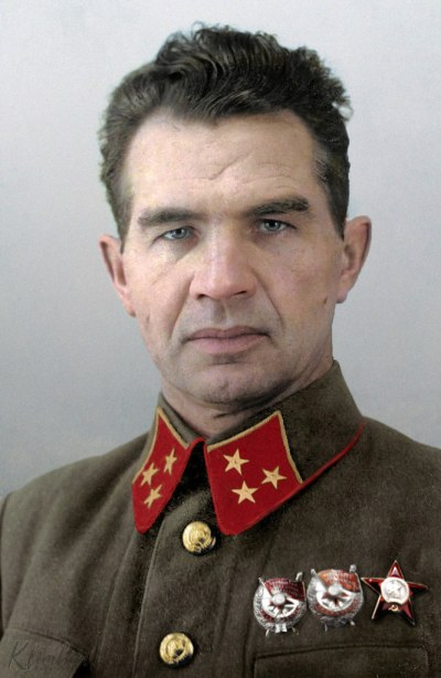 Vasily Chuikov | Василий Иванович Чуйков