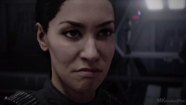 Star Wars Battlefront 2 - Iden Resting B1tch Face