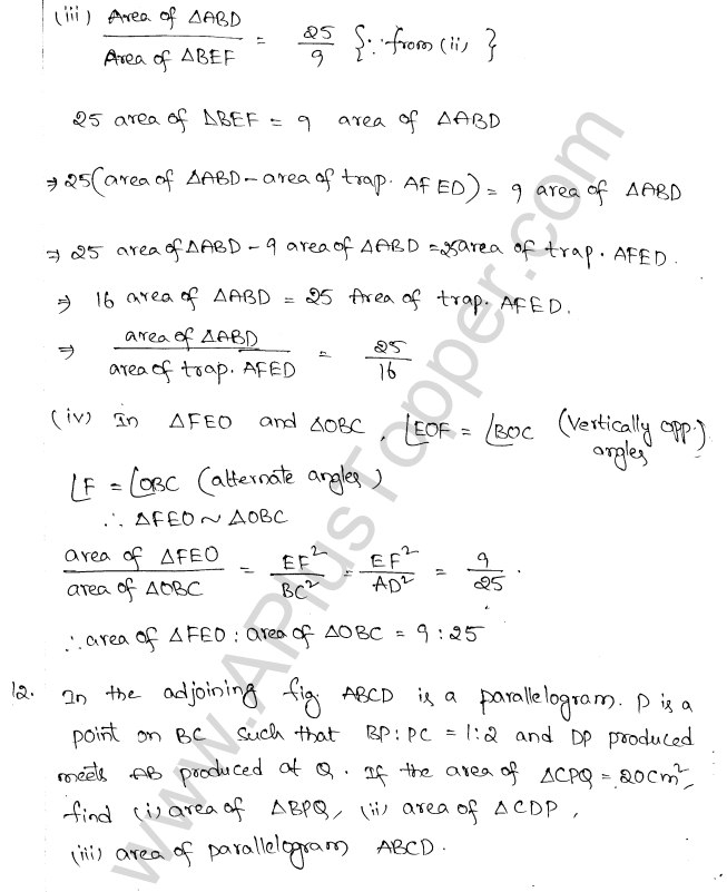 ml-aggarwal-icse-solutions-for-class-10-maths-chapter-13-similarity-13