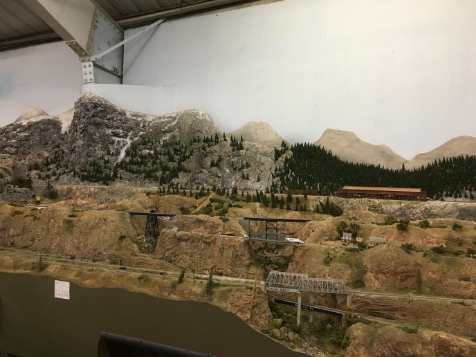 Golden State Model Railroad Museum: N Scale Layout