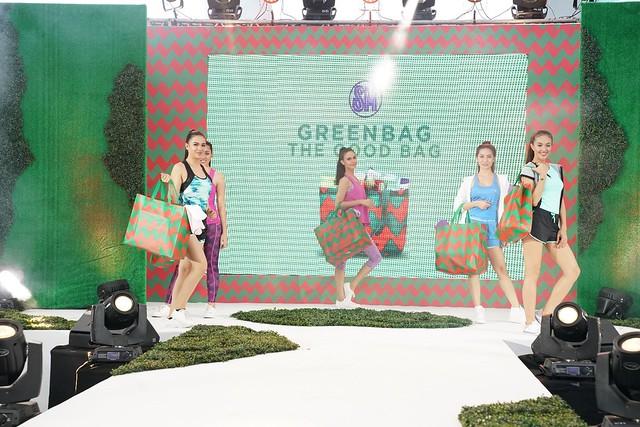 SM Greenbag