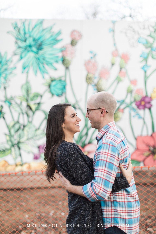 Dallas Engagement Photos