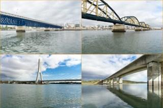 Arade-Brücken