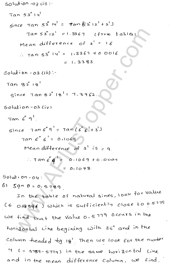 ml-aggarwal-icse-solutions-for-class-9-maths-ch-19-trigonometric- tables-4