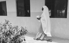 Hausa Fulani girl in hijab, Abuja, Nigeria, #JujuFilms