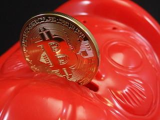 17_ビットコインと貯金箱