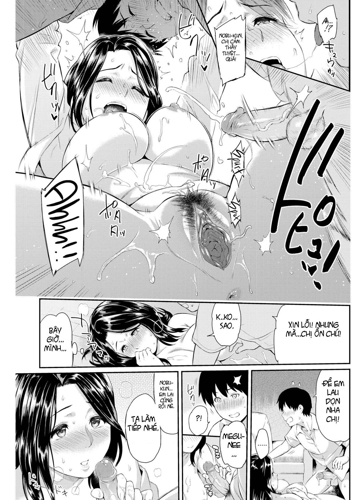 Hình ảnh  in Truyện Hentai Một Ngày Loạn Luân Với Người tình