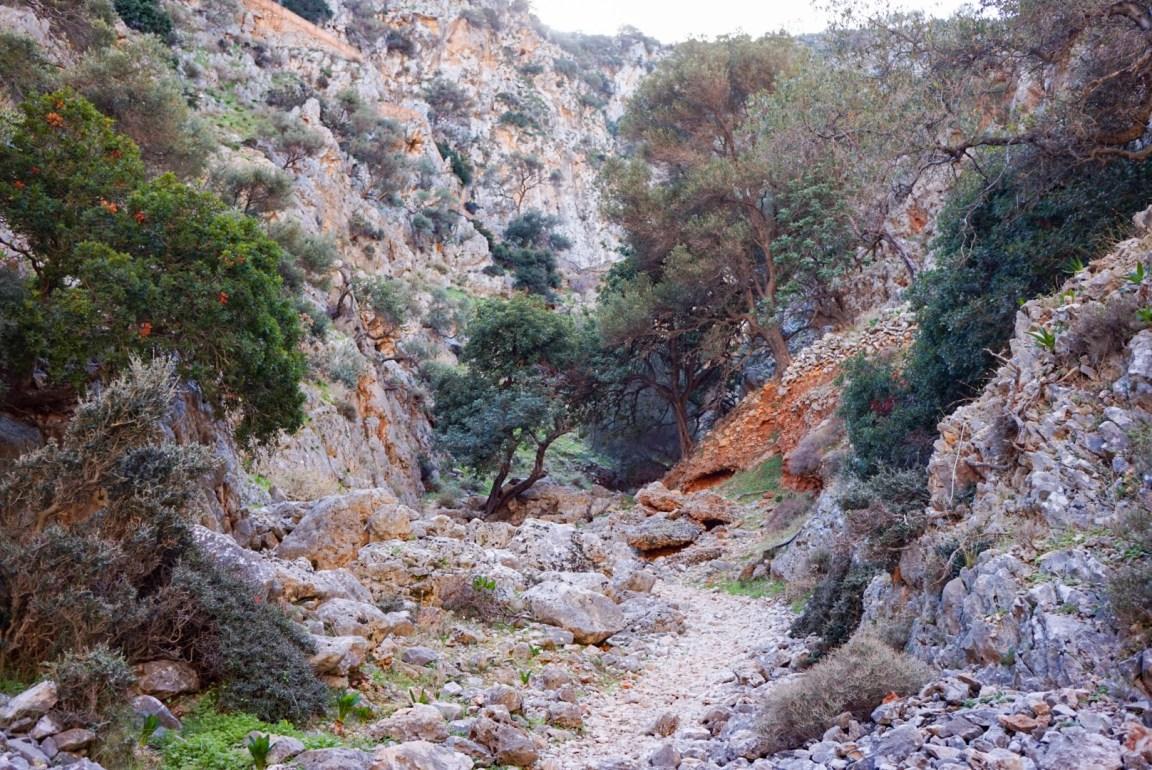 Akrotiri, Kreeta