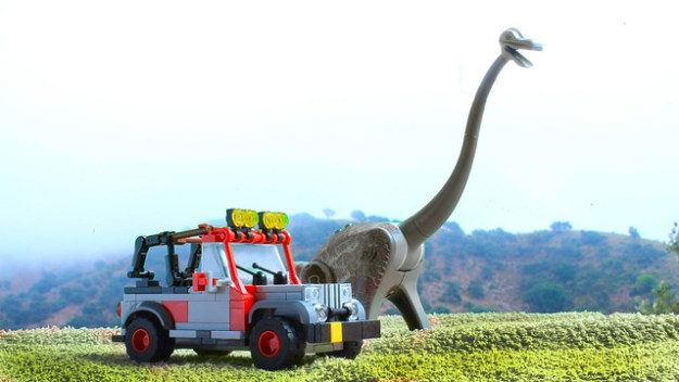 A Jurassic Park Jeep Youll Want To Keep Instructions The