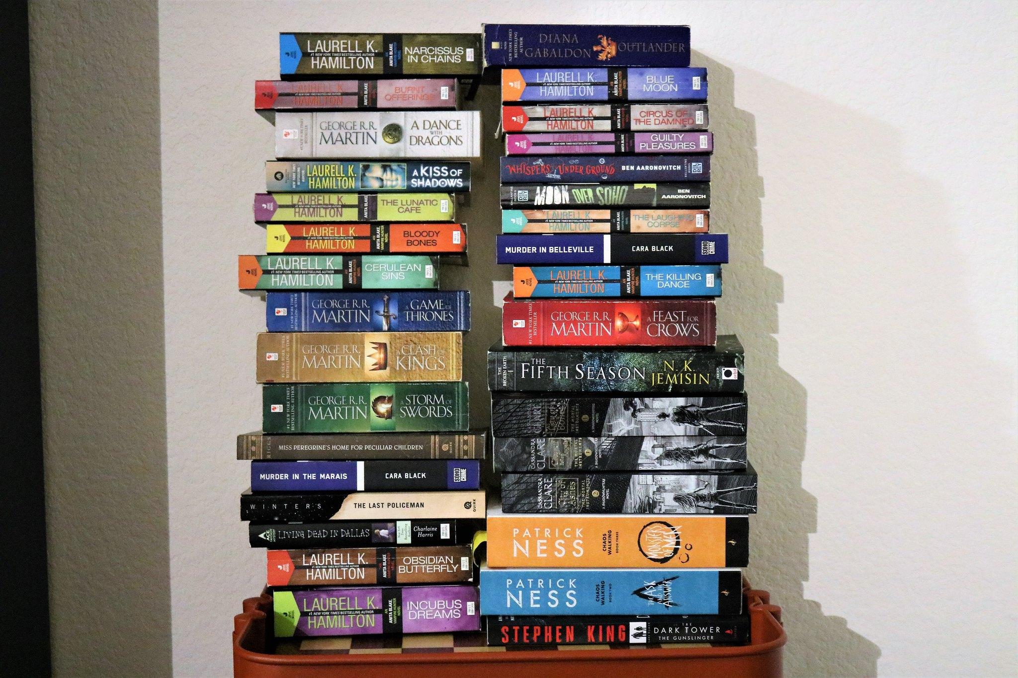 Unread Books Series