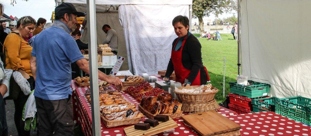 Sunday Market Dun Laoghaire