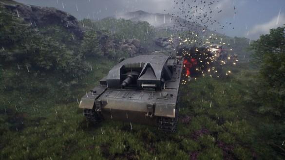 Project 1942 - Tank B