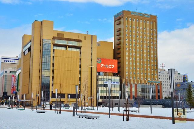 日本北海道JRINN旭川飯店49