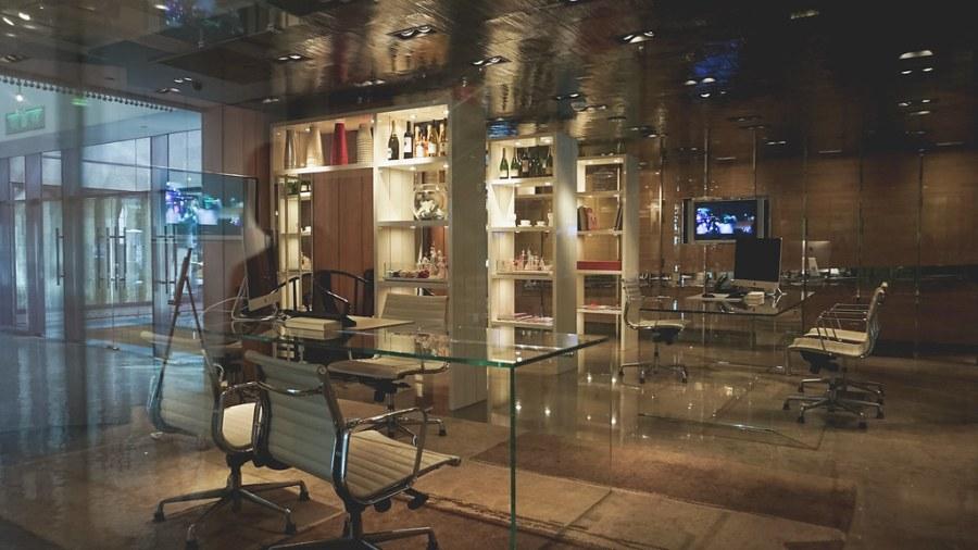 Grand Hyatt Taipei Hotel glass room (27 of 91)
