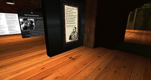 Inside Black History Museum