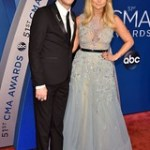 Miranda Lambert and Anderson East at CMA Awards in Nashville Image Photo Gallery.