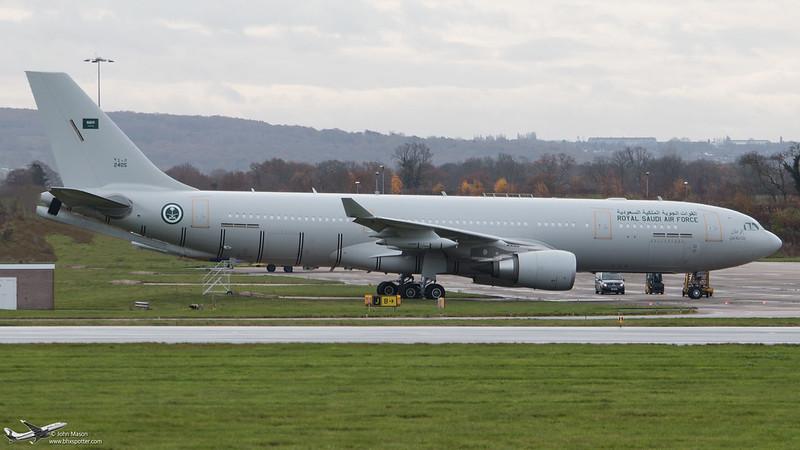 2405 A330 MRTT RSAF