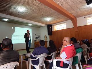 I Encuentro El Evangelio de la Familia de la Prelatura de Ayaviri (noviembre de 2017)