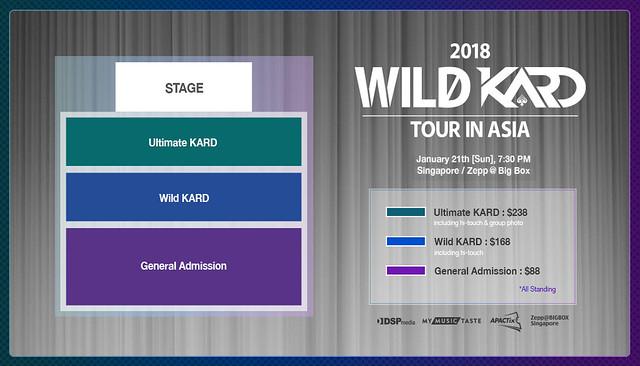 2018 WILD KARD in Singapore
