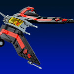 Aurek-Wing Fighter