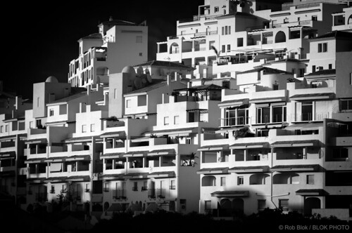 Spanish Houses-BPH2301bw