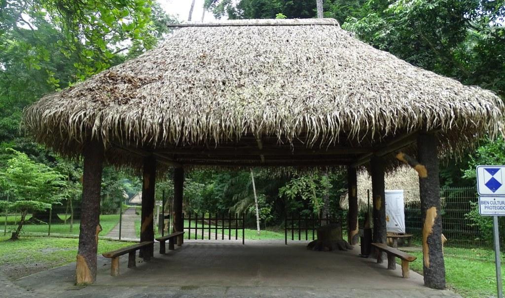 Quirigua Entrada Entorno Natural Guatemala 02