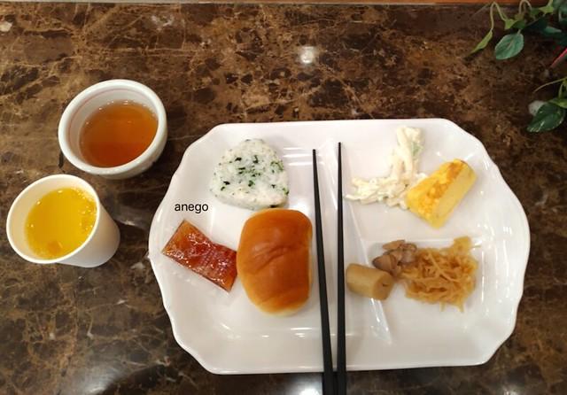 東横イン 朝食