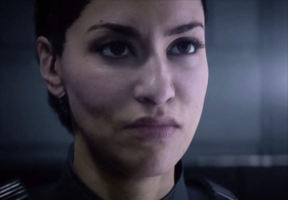 Star Wars Battlefront 2 - Commander Iden Versio