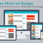 MDFostrap Responsive Blogger Template Free Download.