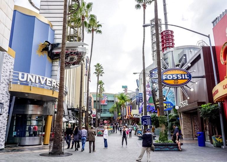 Universal Studios City Walk