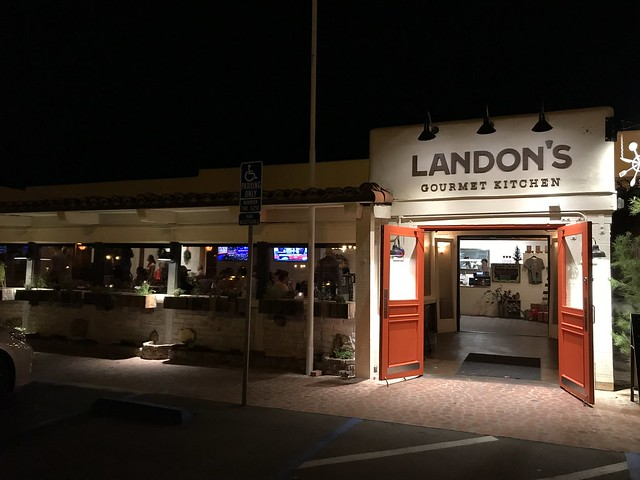 Landon's Gourmet Kitchen