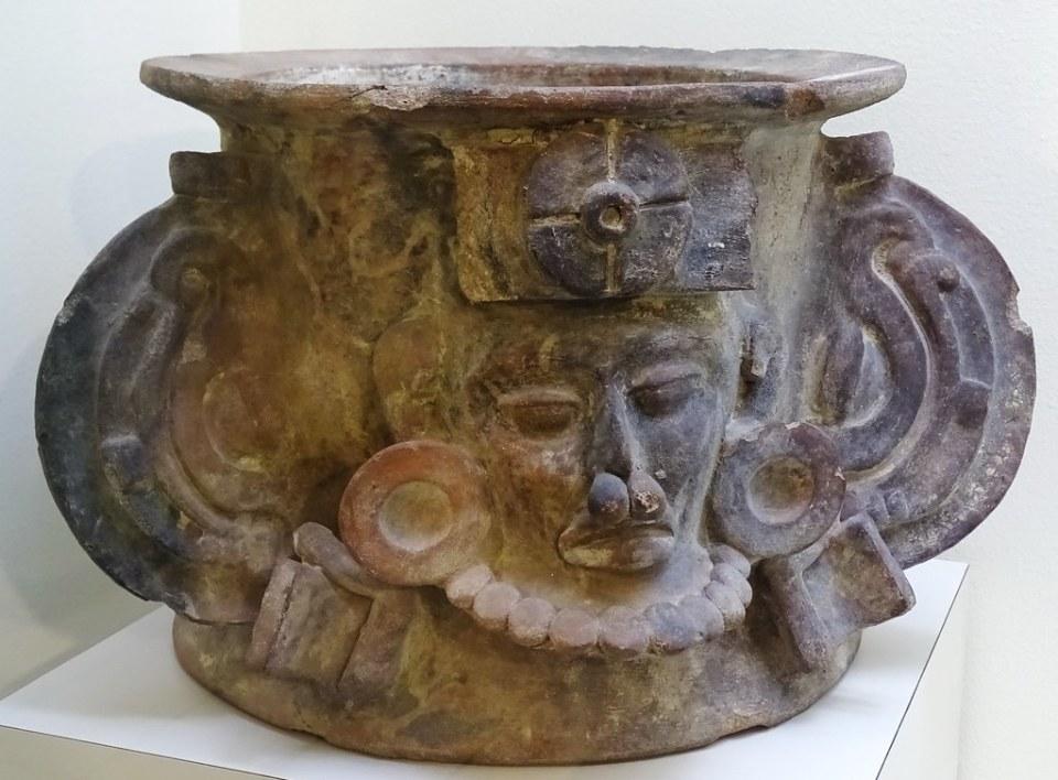 Museo Popol Vuh Incensarios Periodo clasico Ciudad de Guatemala 07