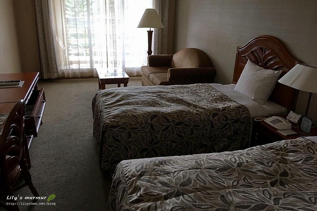 這是我們的房間,這次有記得先拍照。XD
