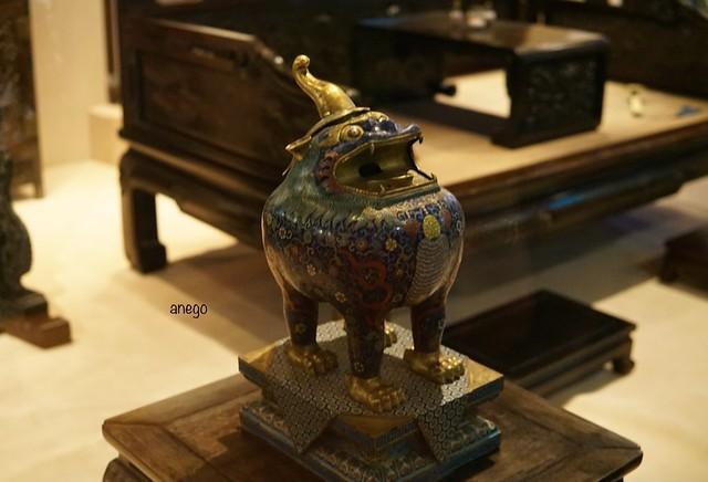 台北 故宮博物院 にゃああ